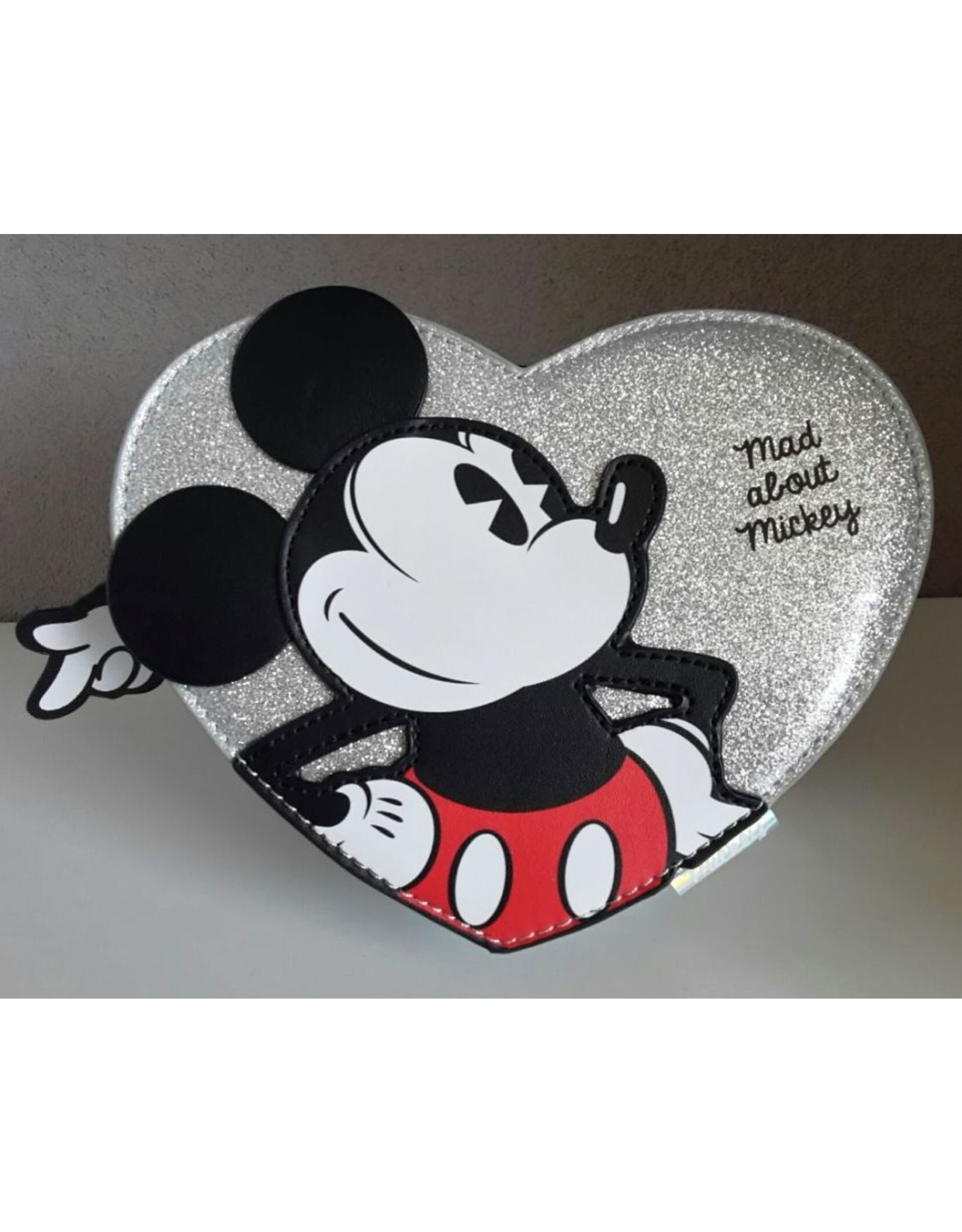 Disney Disney bags - Disney Mad about Mickey heart shoulder bag