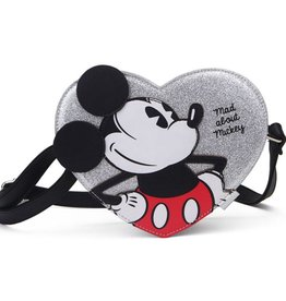 Disney Disney Mad about Mickey heart shoulder bag