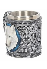 Nemesis Now Tankards and goblets - Fantasy Tankard Ghost Wolf - Nemesis Now
