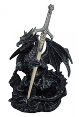 Nemesis Now Gothic and Steampunk accessories - Oath of the Dragon Letter opener - Nemesis Now
