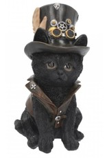 Nemesis Mow Collectables - Steampunk Kitten Cogsmiths - Nemesis Now