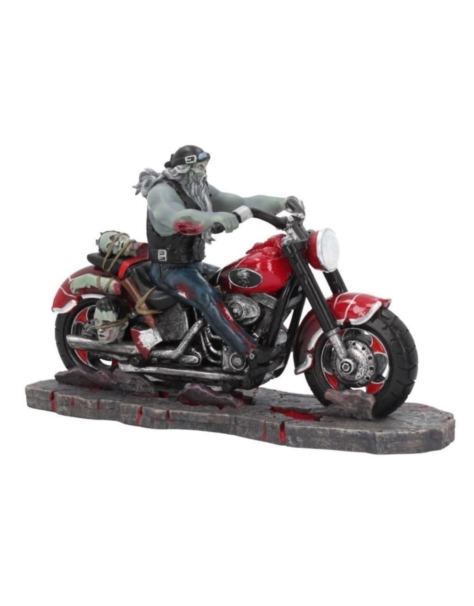 James Ryman Collectables - James Ryman beeld Zombie Biker - Nemesis Now (Exclusief)