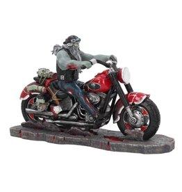 James Ryman James Ryman beeld Zombie Biker - Nemesis Now (Exclusief)