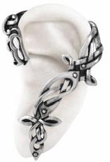 Alchemy Gothic and Steampunk accessories - Earwrap Dragon Osberg Dragon - Alchemy