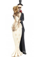 Alator Collectables - Skeletons Wedding Couple Til Death do Us Part by Nemesis Now