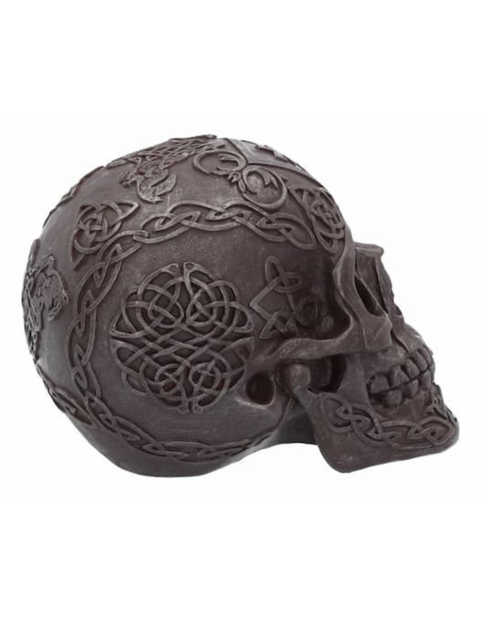Alator Skulls - Skull Celtic Iron - Nemesis Now