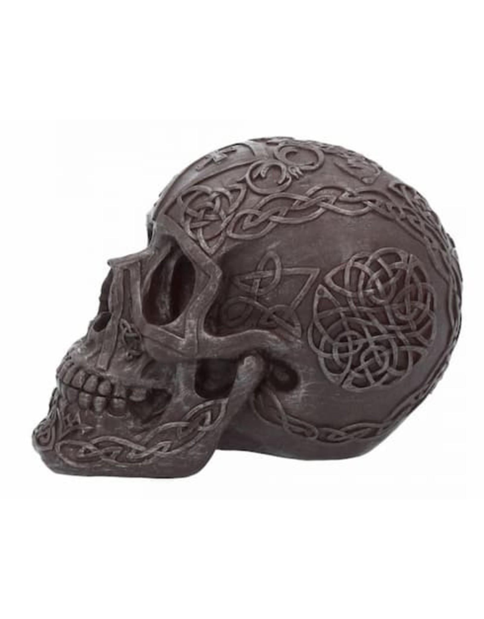 Alator Schedels - Schedel Celtic Iron - Nemesis Now