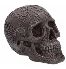 Alator Skull Celtic Iron - Nemesis Now