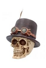 Nemesis Schedels - Steampunk schedel De Aristocraat Nemesis Now