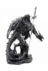 Alator Hebbeding - Brief opener Black Dragon Sword Nemesis Now