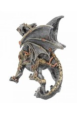 Alator Gothic and Steampunk accessories - Steampunk Dragon Dracus Machina by Nemesis Now