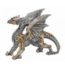Alator Steampunk Draak  Dracus Machina by Nemesis Now