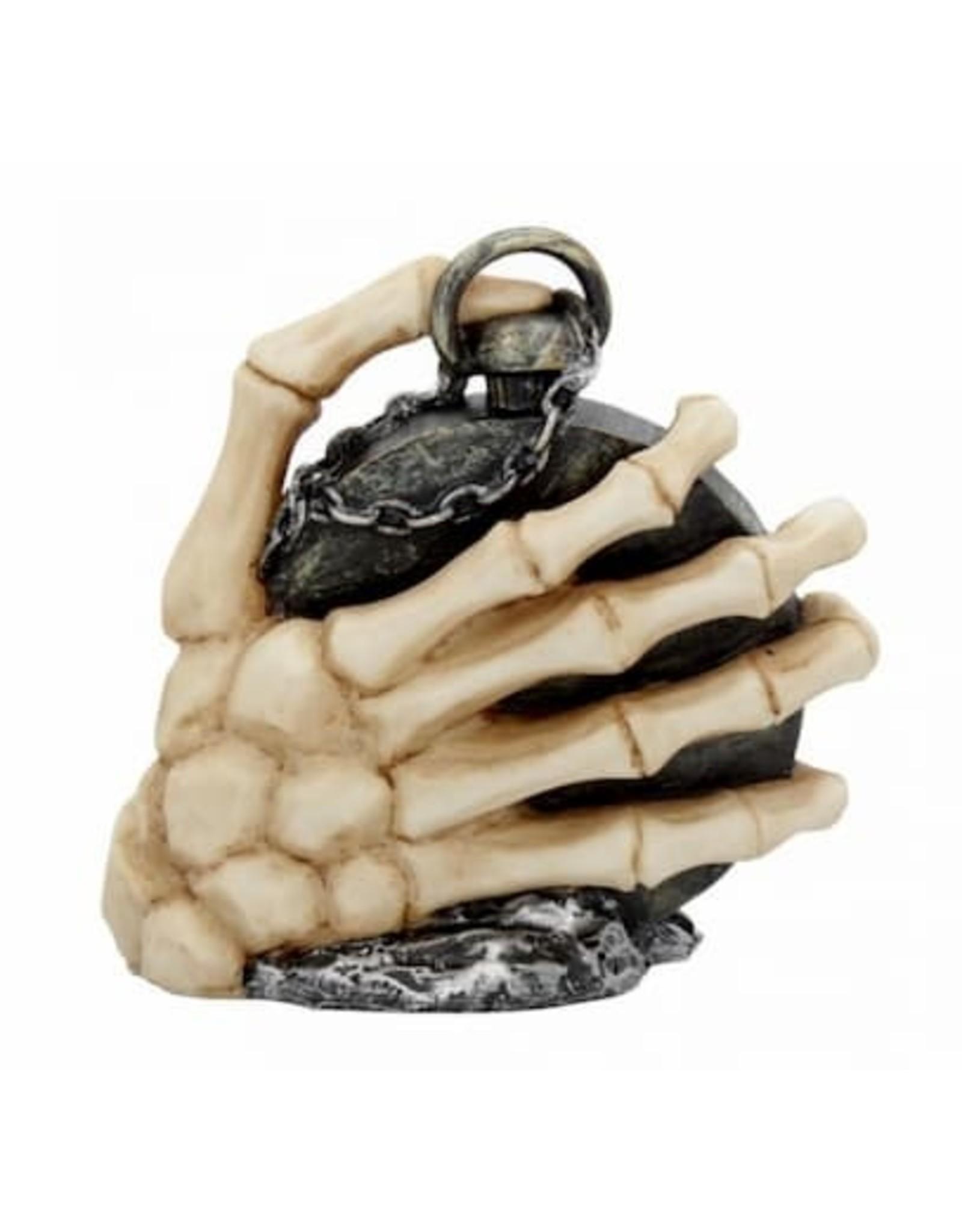 Alator Gothic en Steampunk accessoires - Gothic Klok About Time Nemesis Now