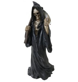 Alator Death Wish Figurine The Reaper with middle finger - Nemesis Now