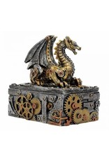 Alator Gothic en Steampunk accessoires - Steampunk bewaardoosje Secrets of The Machine