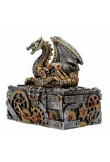 Alator Gothic and Steampunk accessories - Steampunk storage box Secrets of The Machine