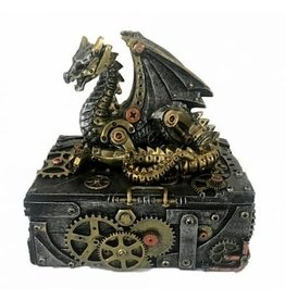 Alator Steampunk storage box Secrets of The Machine