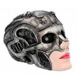 "Nemesis Skull storage box ""Cyber Beauty""- Nemesis Now"
