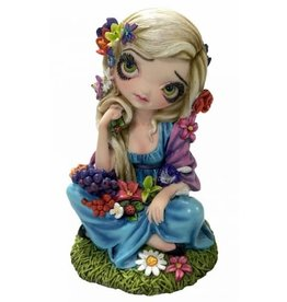 Jasmine Becket-Griffith Strangeling  Flora by Jasmine Becket-Griffith