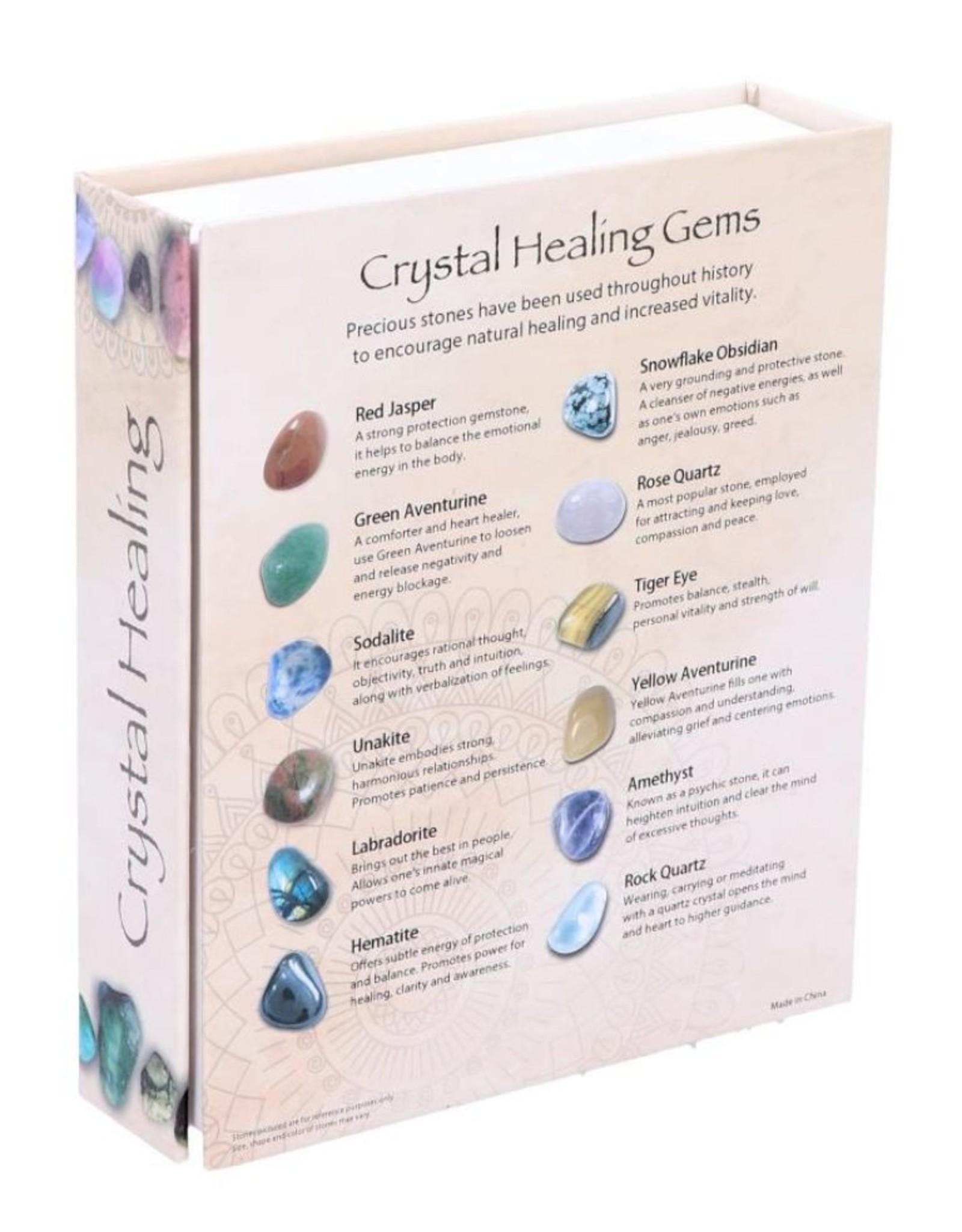 Nemesis Now Overige accessoires -  Edelstenen voor Spirituele Wellness Crystal Healing