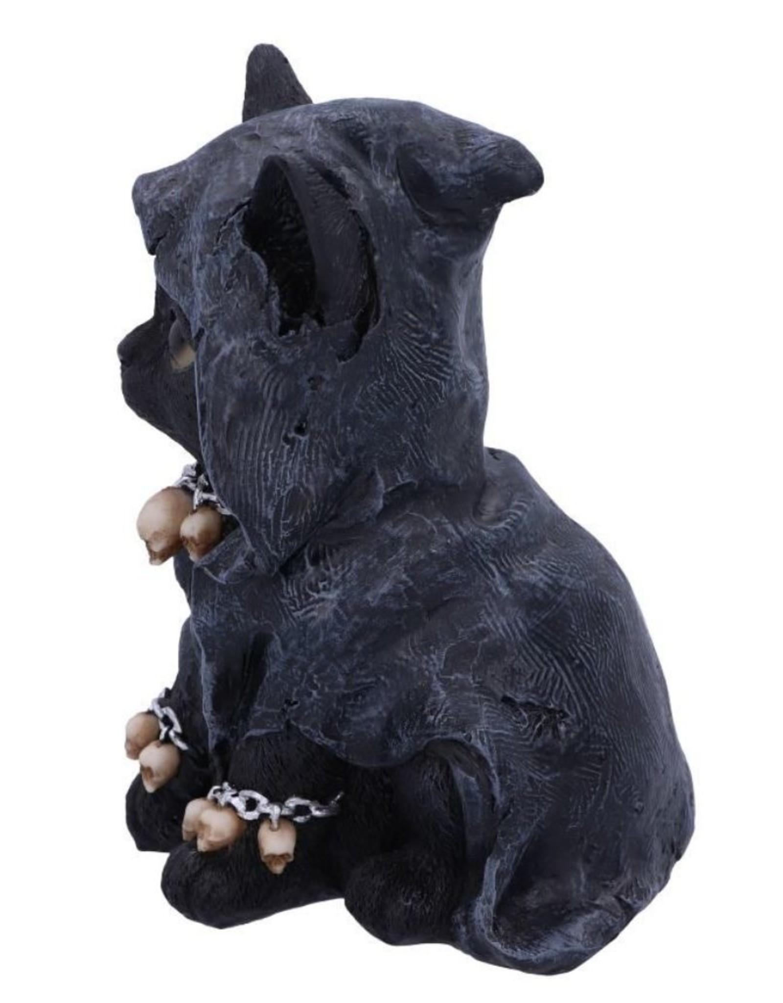 Alator Giftware and Figurines - Cat figurine Reapers Feline 16cm - Nemesis Now