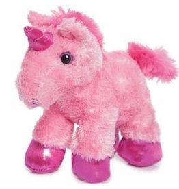 Flopsies Flopsies eenhoorn pluche roze