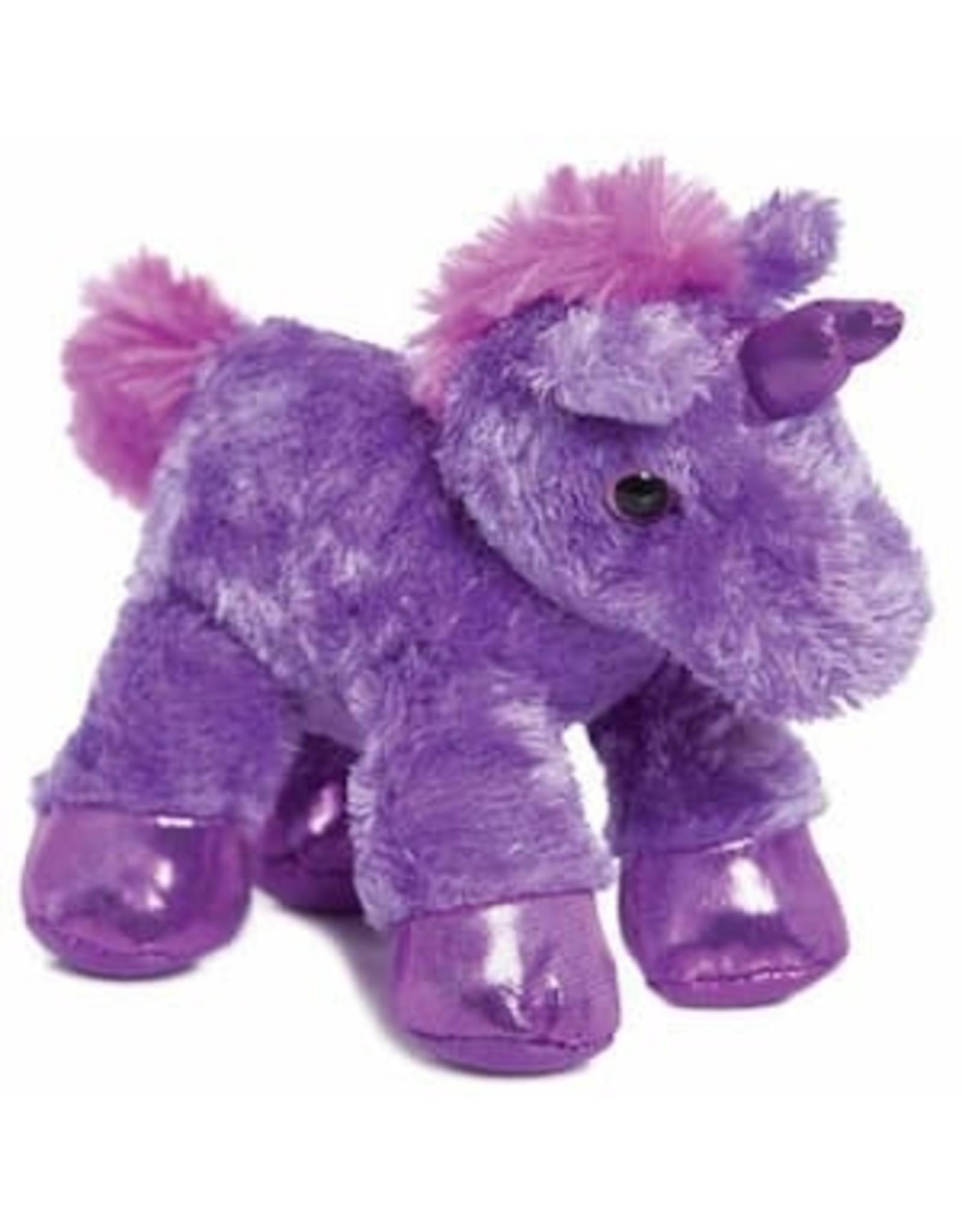 Flopsies Toys - Flopsies unicorn plush lila