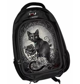 Alchemy 3D lenticular backpack Parcelsus - Black Cat, Alchemy