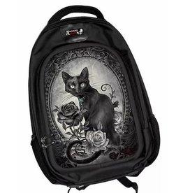Alchemy 3D lenticular backpack Parcelsus - Black Cat, Alchemy