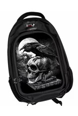 Alchemy 3D Bags and Backpacks - 3D Gothic backpack Poe's Raven (large) - Alchemy