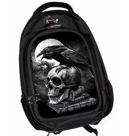 Alchemy 3D Gothic backpack Poe's Raven (large) - Alchemy