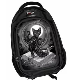 Alchemy 3D lenticular Fantasy backpack Midnight Mischief - Alchemy
