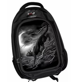 Alchemy 3D lenticular Gothic and Fantasy backpack Minnaloushe - Alchemy