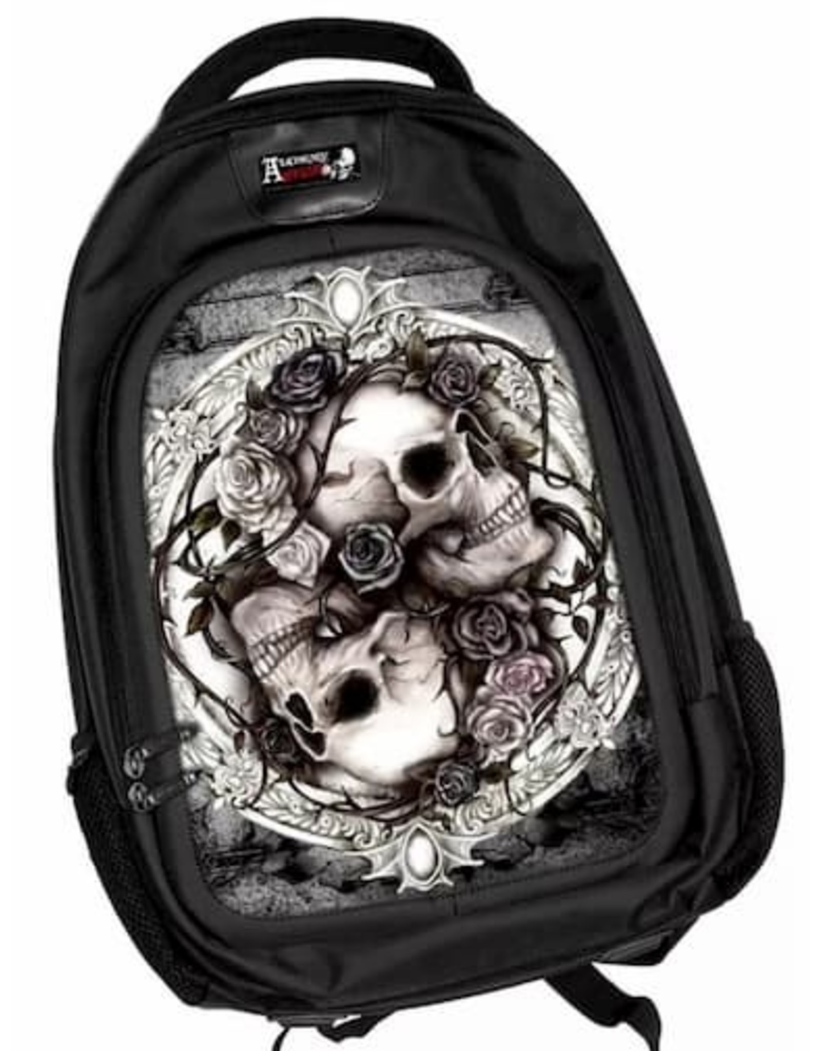 Alchemy 3D Bags and Backpacks - 3D lenticular Gothic backpack Diosurri, Alchemy