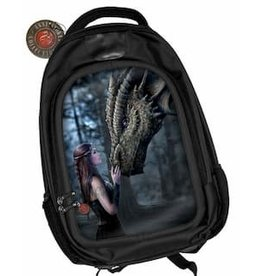 Anne Stokes 3D lenticular Fantasy backpack Once Upon a Time - Anne Stokes