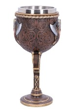 Nemesis Now Tankards and Goblets - Drakkar Viking Dragon Boat Goblet - Nemesis Now