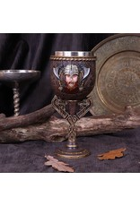Nemesis Now Bekers en Kelken - Kelk Drakkar Viking Dragon Boat - Nemesis Now