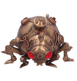 Nemesis Now Steampunk Steam Bug Gemodificeerde Kever - Nemesis Now