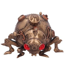 Nemesis Now Steampunk Steam Bug Modified Beetle - Nemesis Now