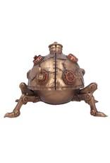 Nemesis Mow Giftware Beelden Collectables - Steampunk Steam Bug Gemodificeerde Kever - Nemesis Now