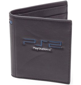 Difuzed Playstation 2 wallet with embroidered logo