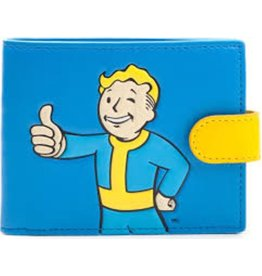 Fall Out Vault Boy approves wallet