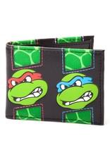 Difuzed Merchandise wallets - Ninja Turtles wallet