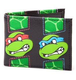Difuzed Ninja Turtles wallet