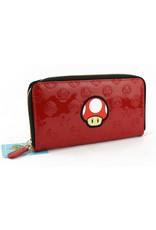 Nintendo Merchandise wallets - Nintendo Super Mario Mushroom wallet
