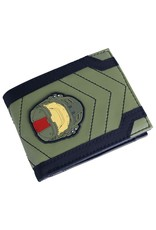 Difuzed Merchandise wallets - Halo 2 Master Chief wallet