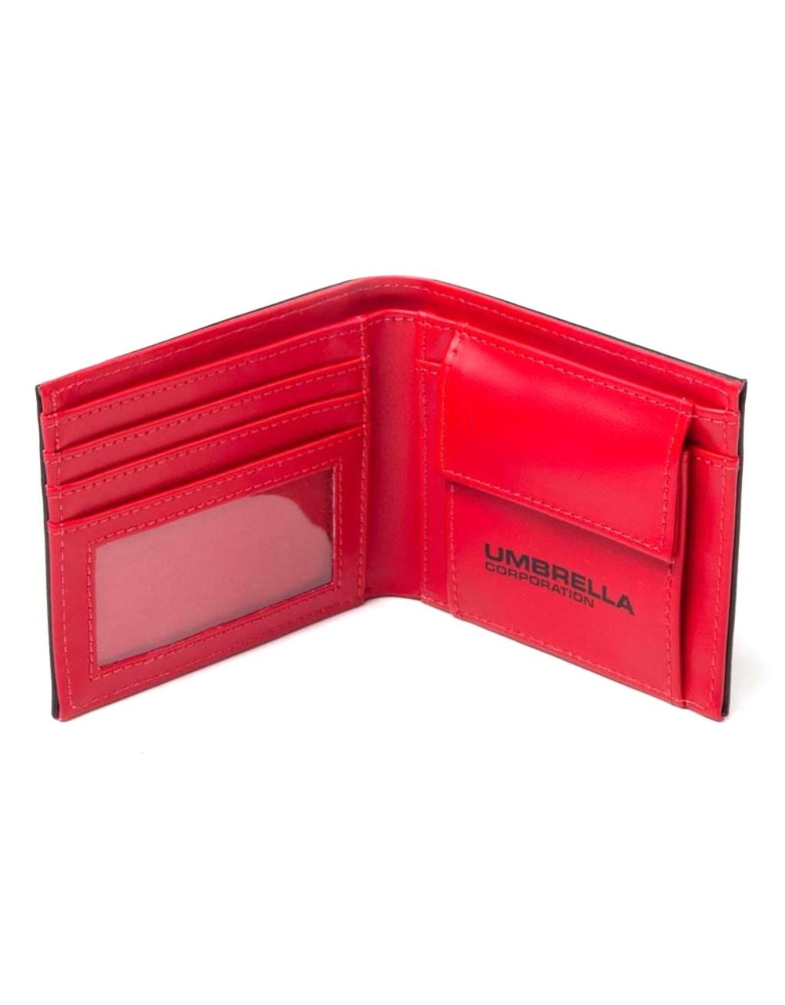 Resident Evil Merchandise portemonnees - Resident Evil Japanse Umbrella Corp portemonnee