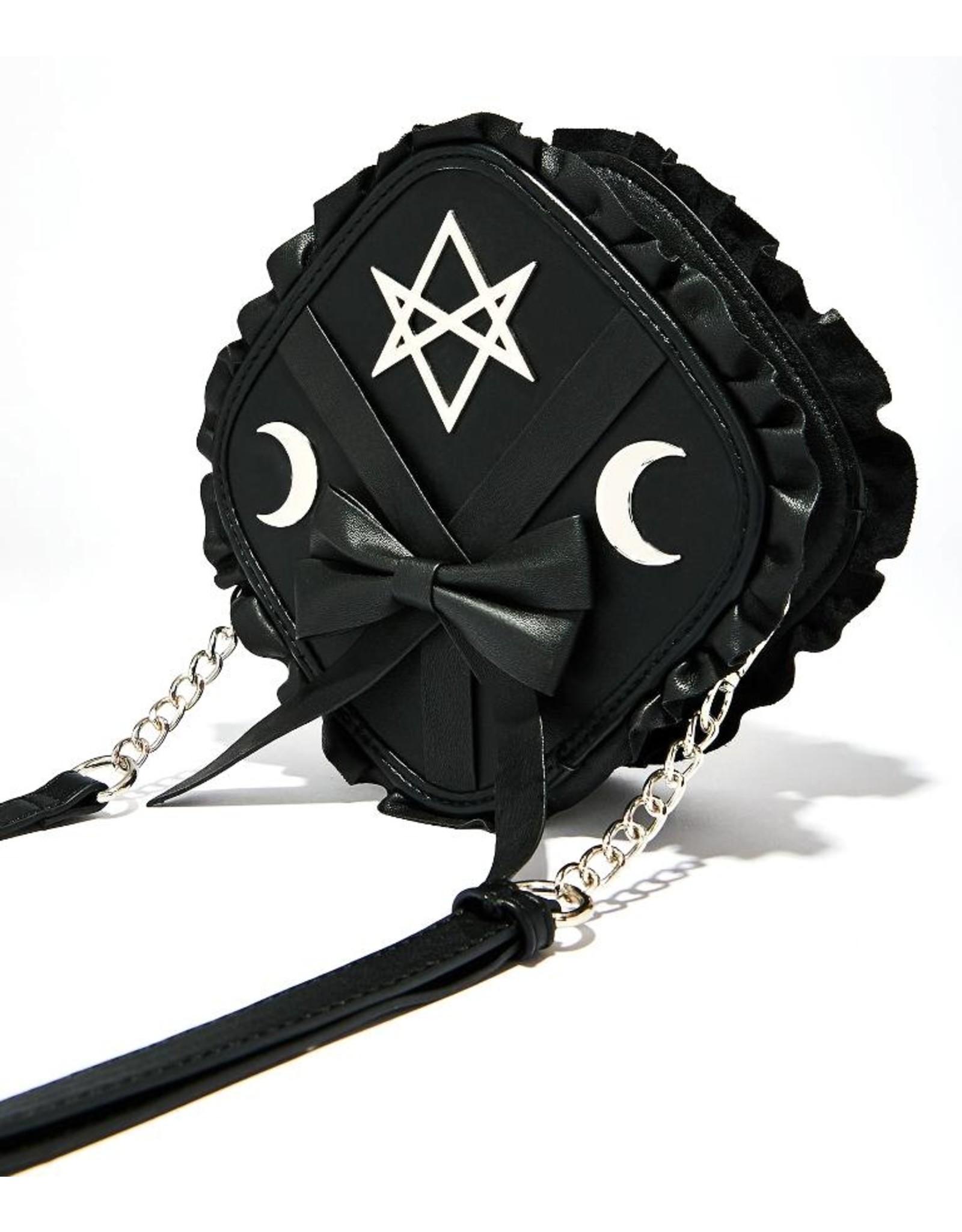 Killstar Gothic tassen Steampunk tassen -  Killstar Lita handtas Gothic-Punk stijl