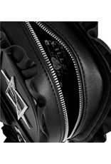 Killstar Gothic bags Steampunk bags - Killstar Lita  handbag Gothic-Punk style