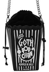 Killstar Gothic tassen Steampunk tassen - Killstar Goth Popcorn handtas